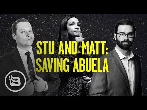 """Matt Walsh Explains Why AOC Rejected His Fundraiser To Save Her """"Abuela"""""""